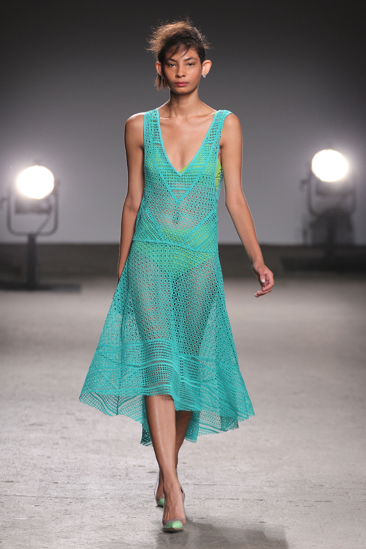 Tracy Reese - Runway - Spring 2016 New York Fashion Week