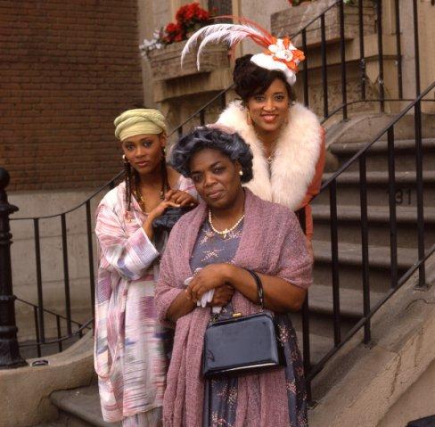 'The Women Of Brewster Place' Cast Portrait