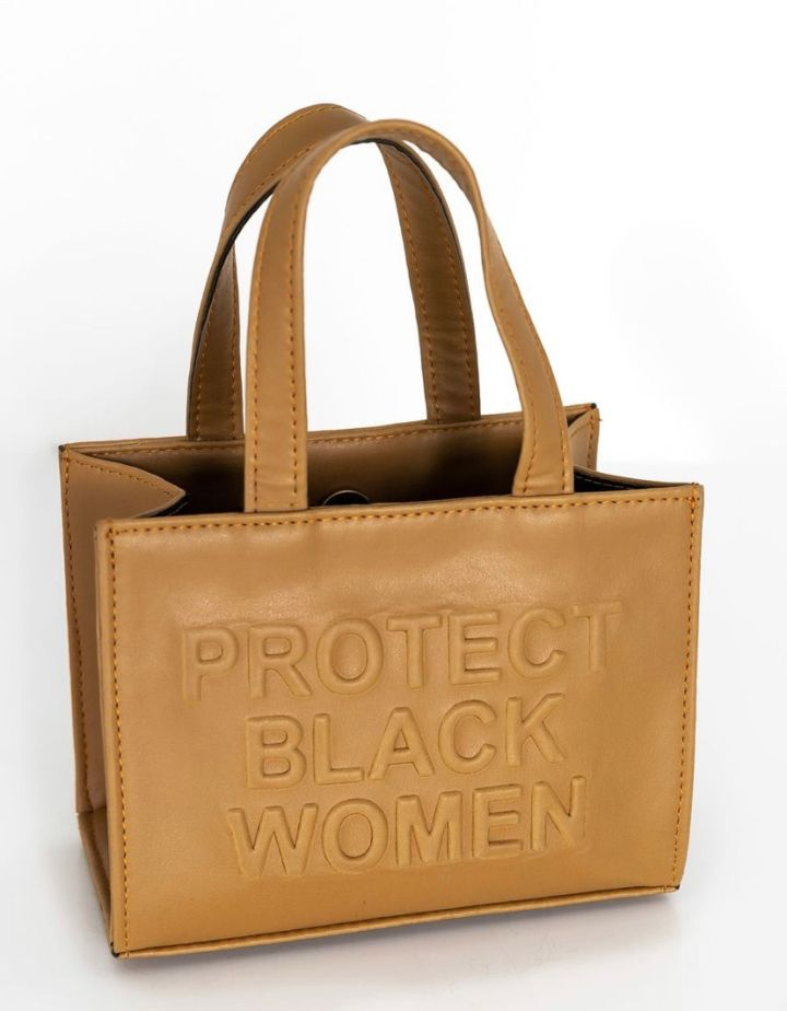 CISE'S PROTECT BLACK WOMEN TOTE