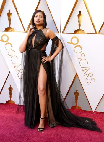 90th Annual Academy Awards - Arrivals