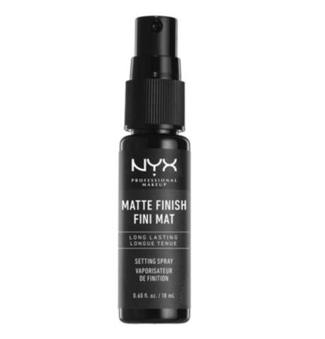 NYX Cosmetics Matte Finishing Setting Spray