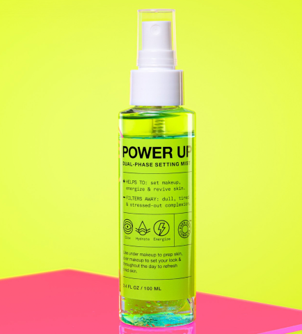 In Beauty Power Up 3-in-1 Face Mist