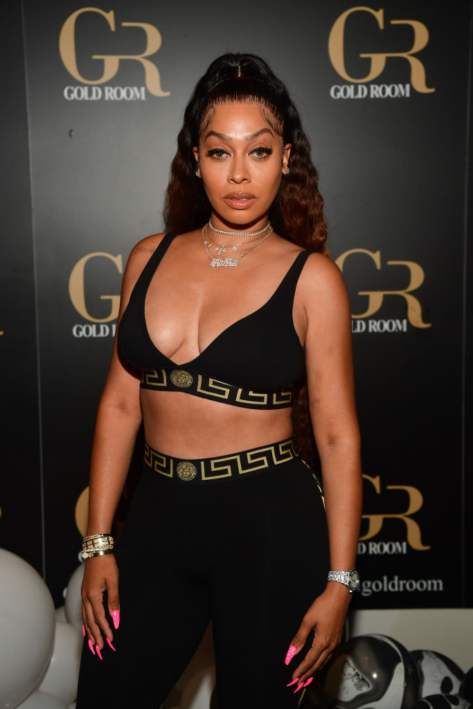 T.O. Green Signing Party Hosted By La La Anthony