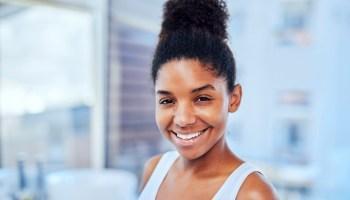 You don't need makeup to glow, you need moisturiser!