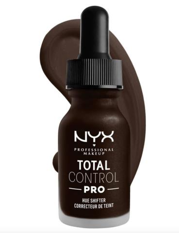 Nyx Cosmetics Total Control Pro Drop Foundation Hue Shifter