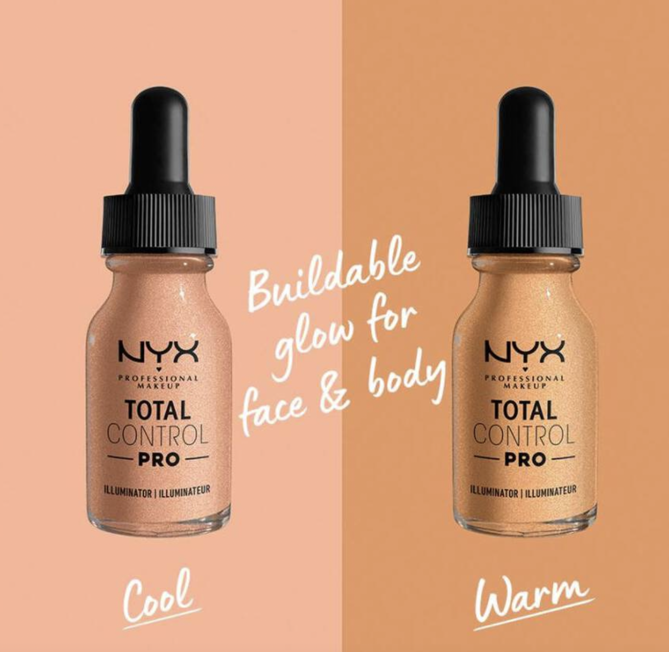 Nyx Cosmetics Total Control Pro Drop Foundation Illuminator