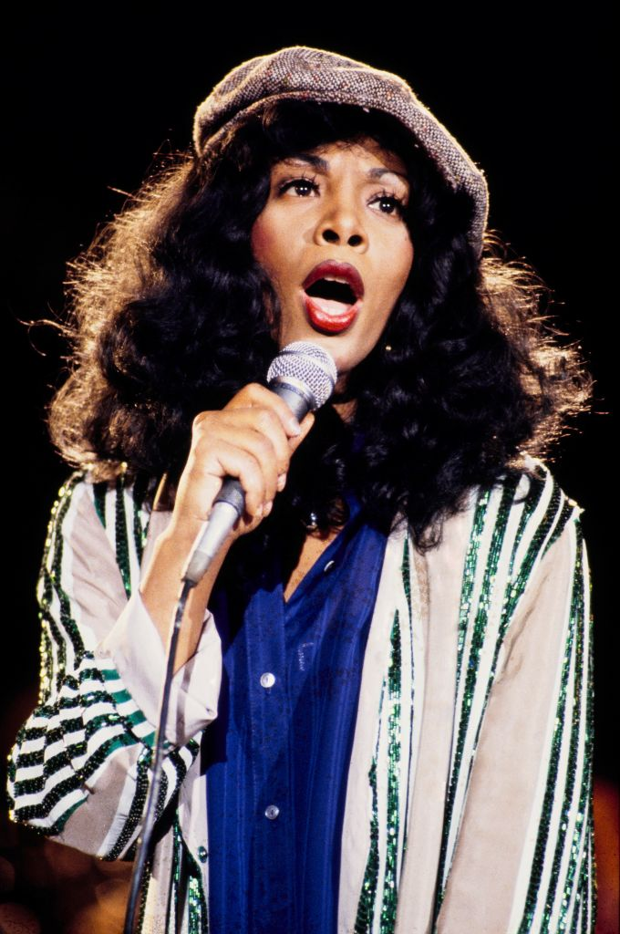 Donna Summer Live At The United Nations