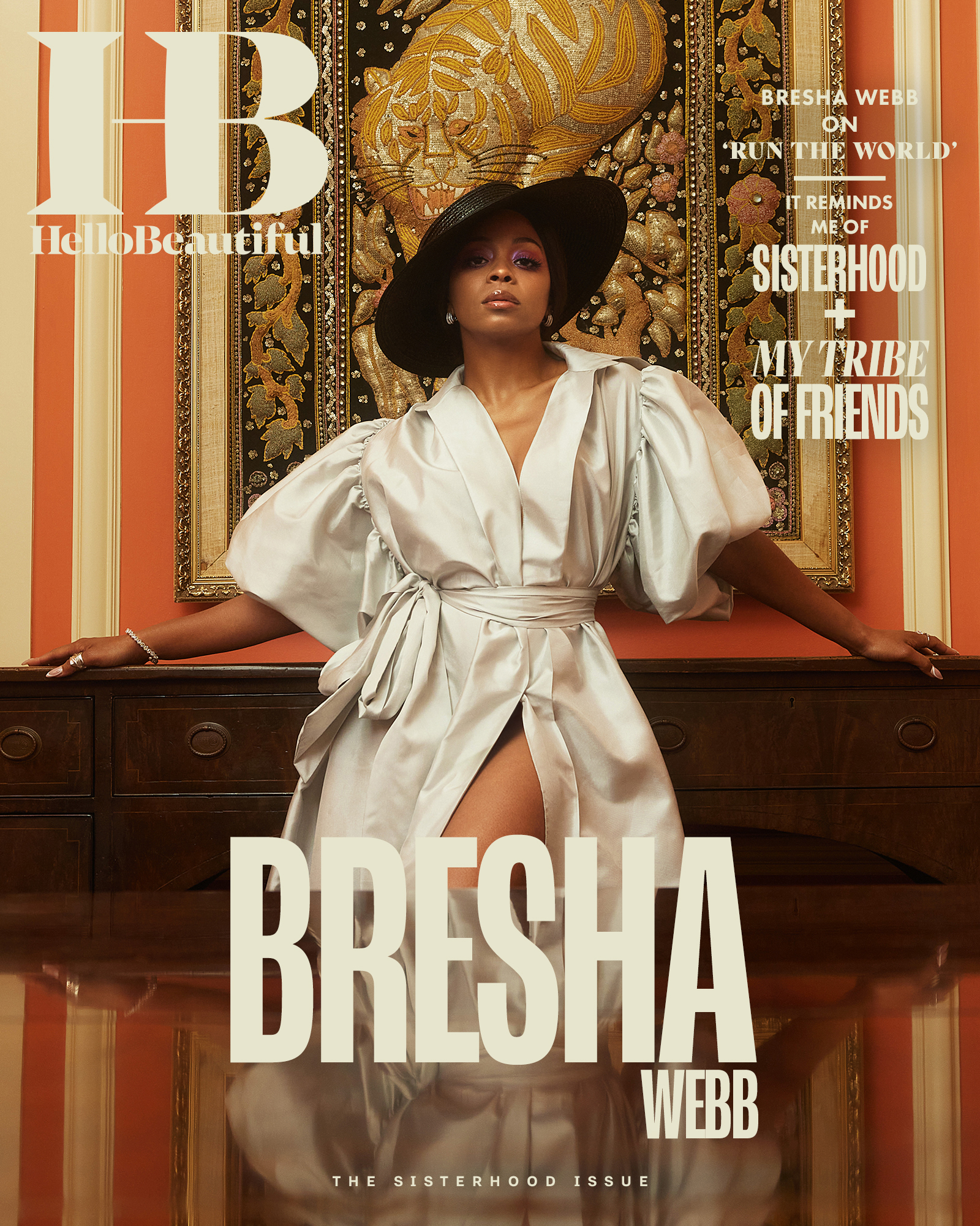 Bresha Webb HelloBeautiful Digital Cover