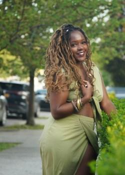 Marsha B boho locs review