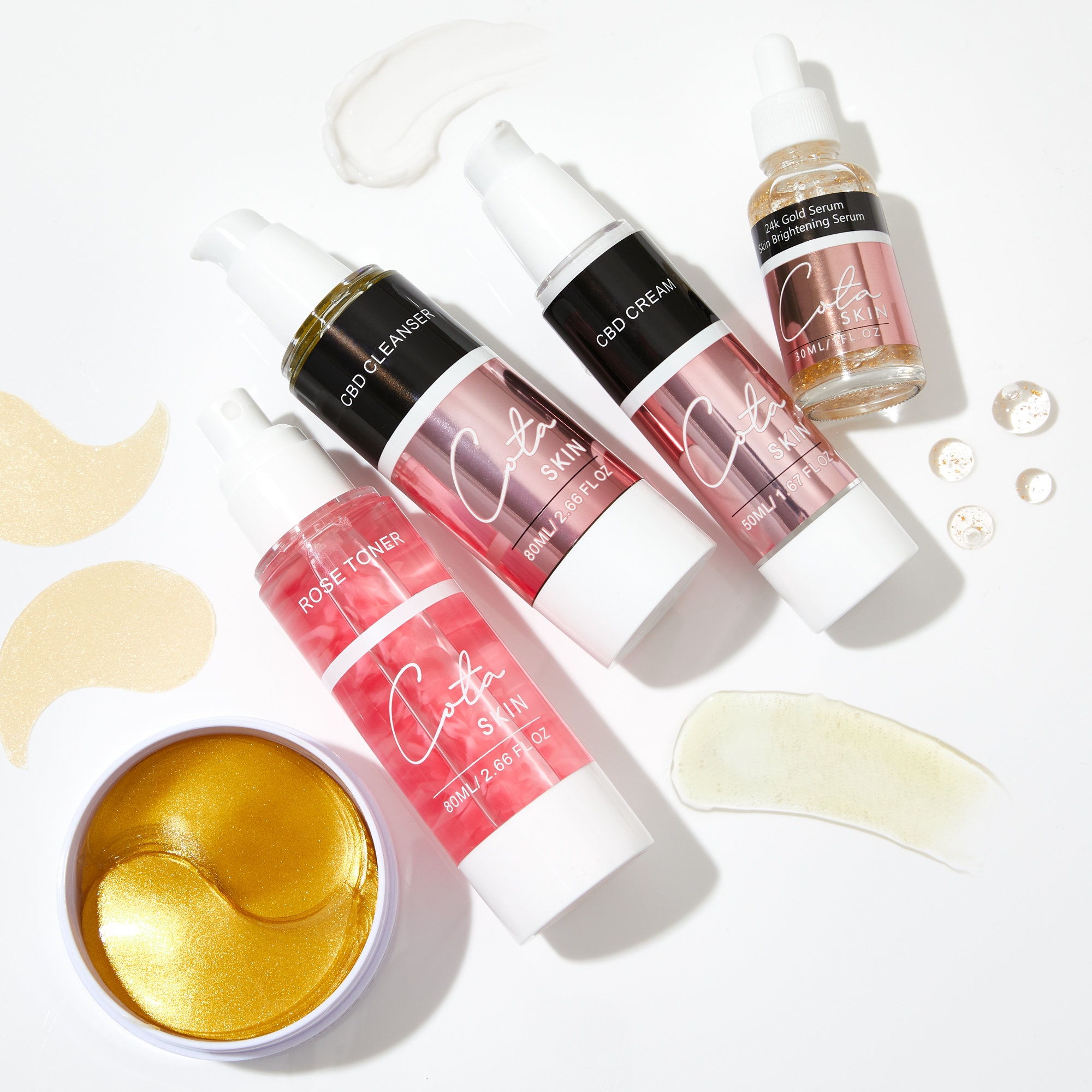 Cota Skin Luxe XL Bundle