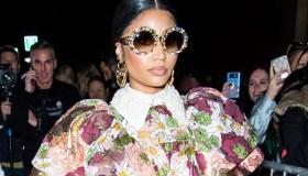 Celebrity Sightings In New York City - February 12, 2020