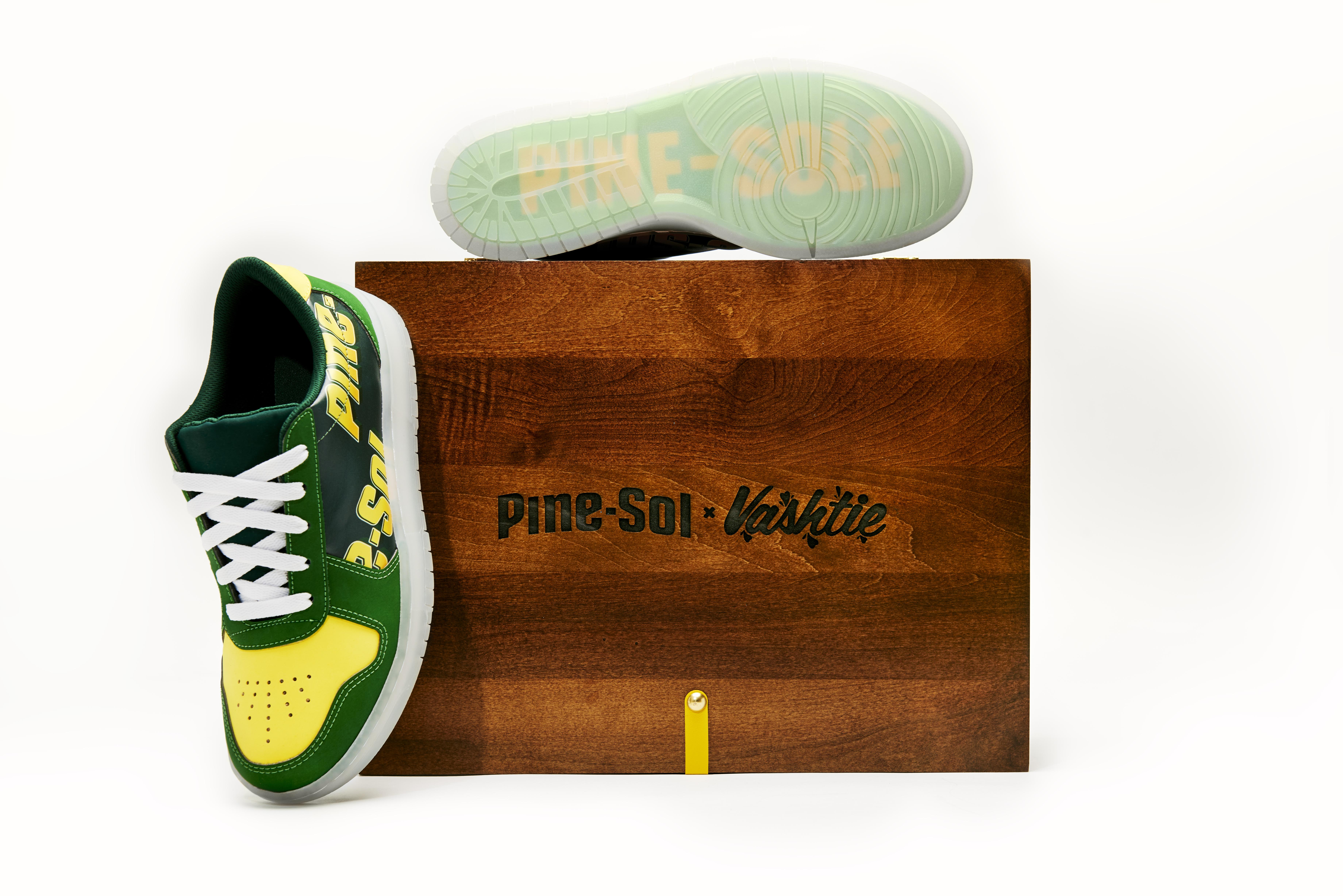 Pine-Sol/Vashtie