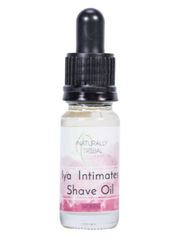 Naturally Tribal Iya Women's Intimate Shave Oil