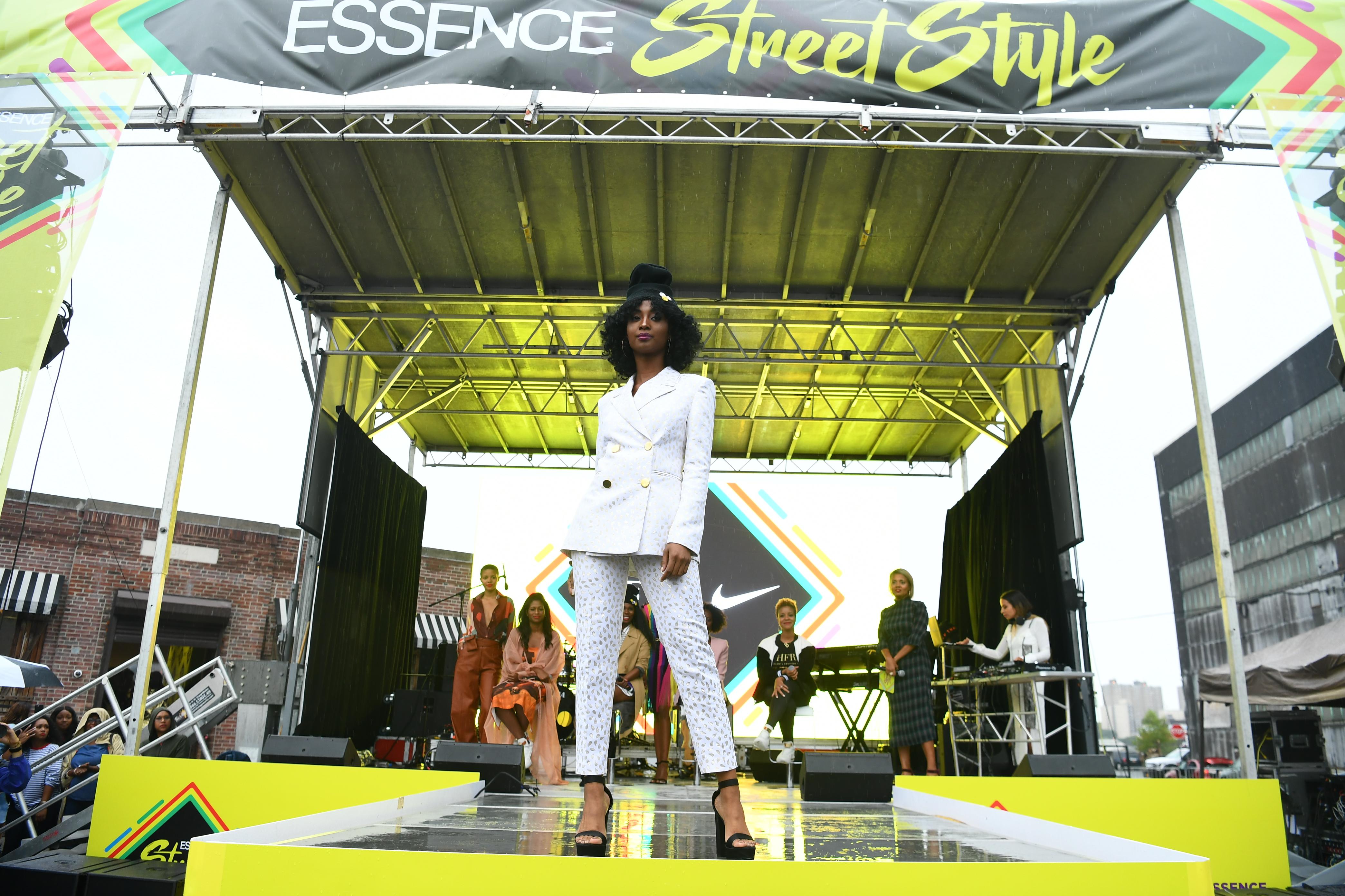 2018 Essence Street Style Festival