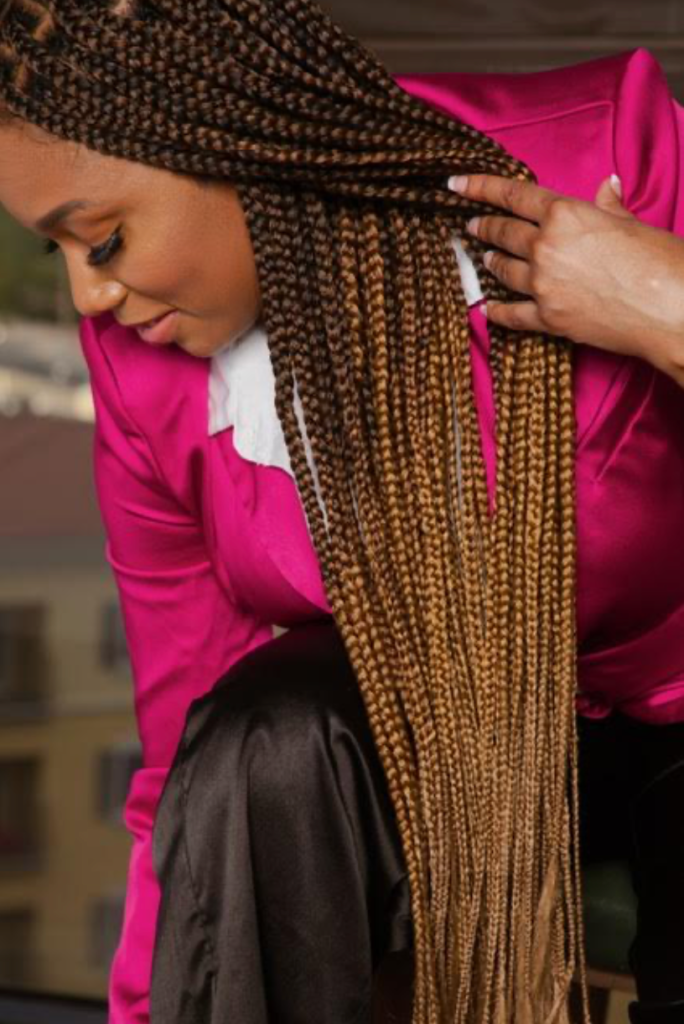 Dosso Beauty Pre-Stretched Hypoallergenic Braiding Hair