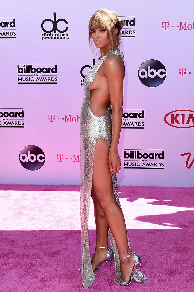 Ciara at the Billboard Music Awards, 2016