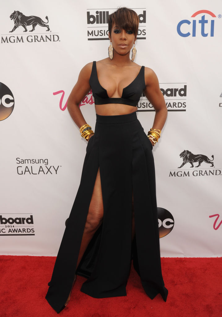 Kelly Rowland At the Billboard Music Awards, 2014