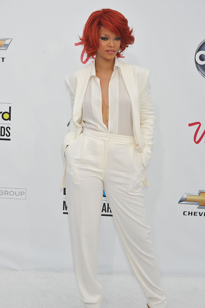 Rihanna Fenty At the Billboard Music Awards, 2011