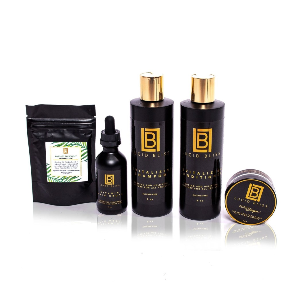 Lucid Bliss Haircare System
