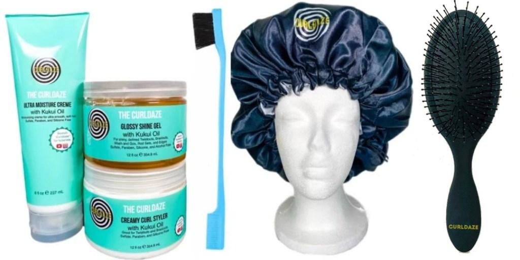 CurlDaze Curl Kit