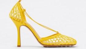 Bottega Veneta stretched sandals