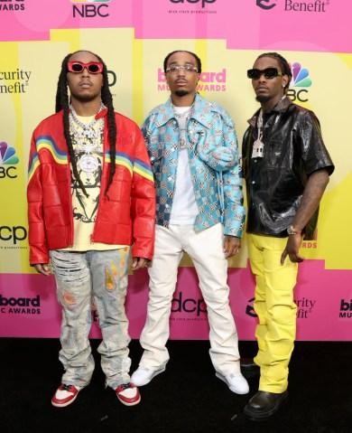 2021 Billboard Music Awards - Backstage