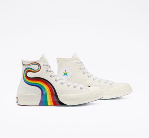 Converse Pride sneakers