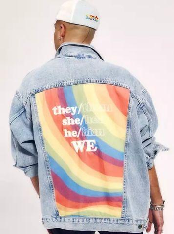 Levi's Pride jacket
