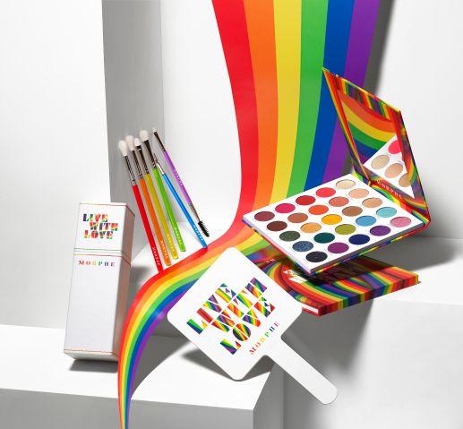 Morphe Pride collection