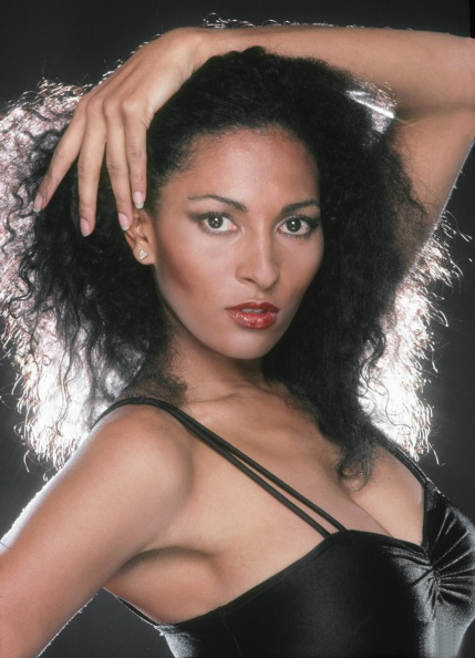 Pam Grier In The 80s