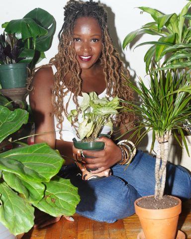 Marsha b plant mom