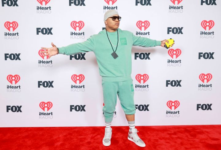 LL Cool J at the 2021 iHeartRadio Music Awards
