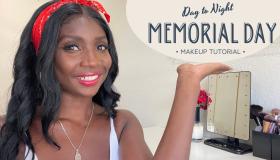 Anika Stewart Memorial Makeup
