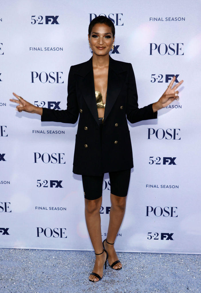 "Indya Moore at FX's ""Pose"" Season 3 New York Premiere, 2021"
