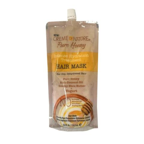 CREME OF NATURE   Smoothing & Frizz Control Hair Mask Yogurt