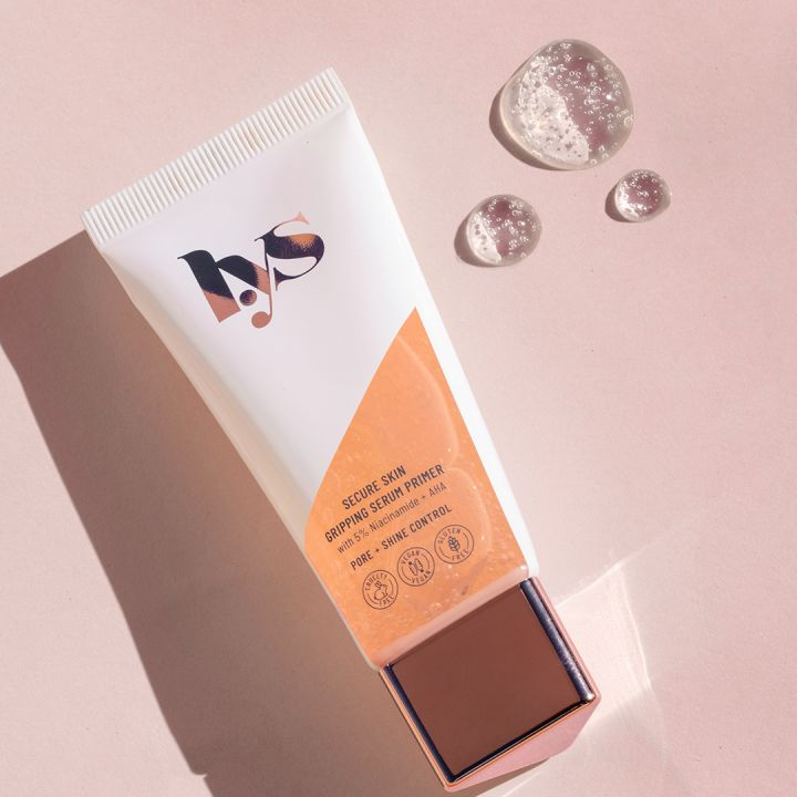 LYS Beauty Secure Skin Gripping Serum Primer, $20