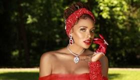 Eva Marcille June Cover