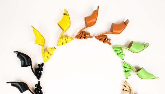 Black-Owned Luxury Shoe Brand Keeyahri Debuts the Sarah Jakes-Roberts Summer 2021/2022 Shoe Collection