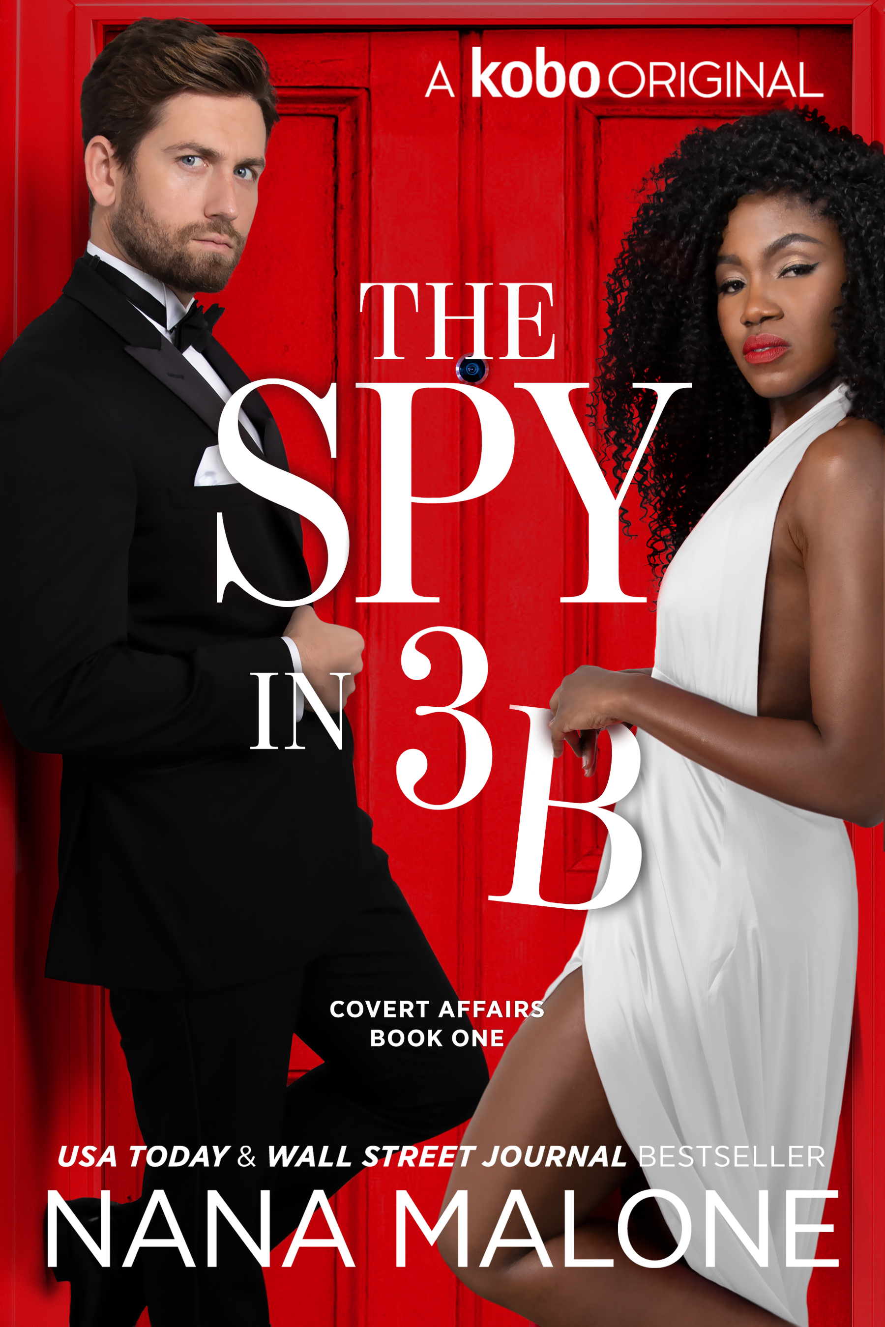 The Spy in 3B Book Cover