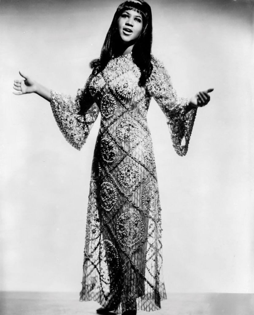 Aretha franklin, 60s