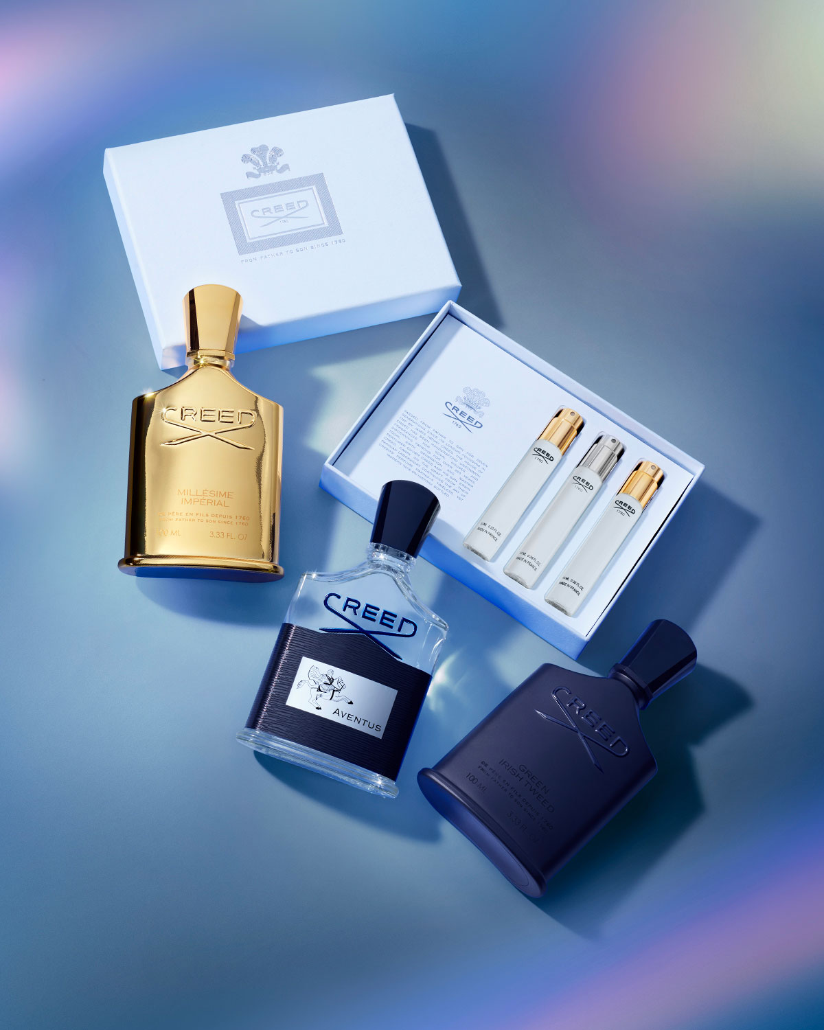 CREED Father's Day Les Essentiels Coffret Set