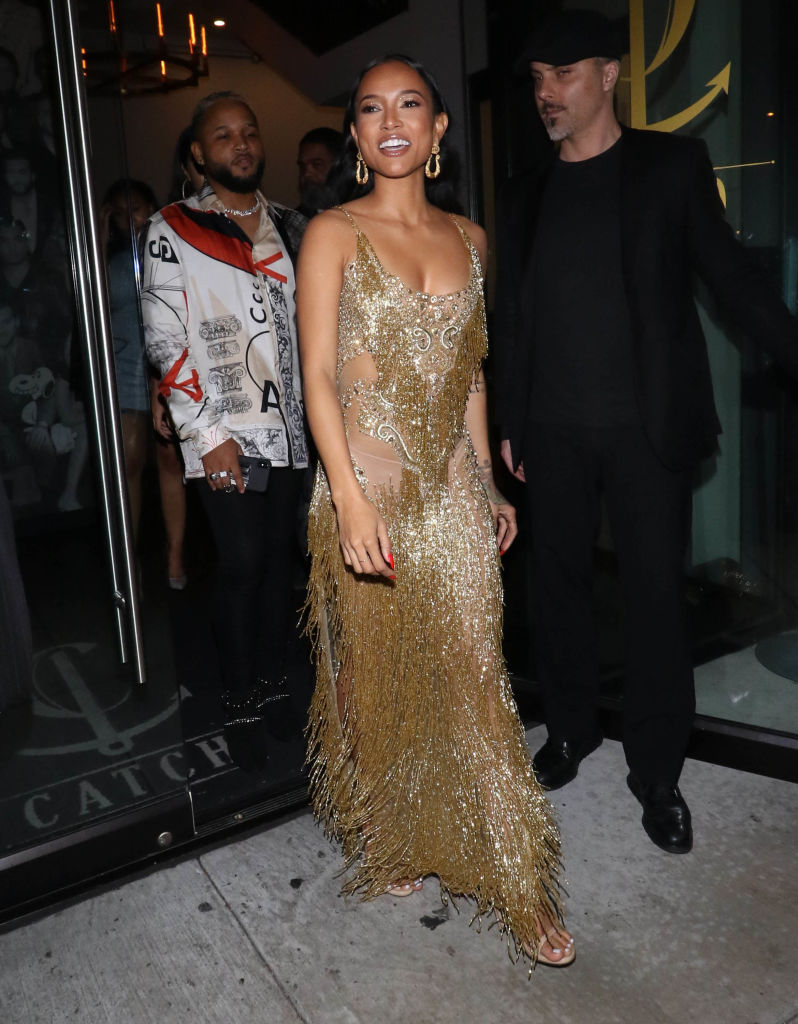 Celebrity Sightings In Los Angeles - December 22, 2018