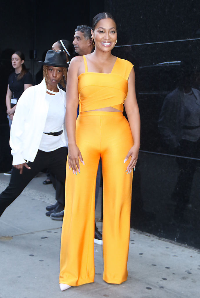 LaLa Anthony spotted in New York, 2019