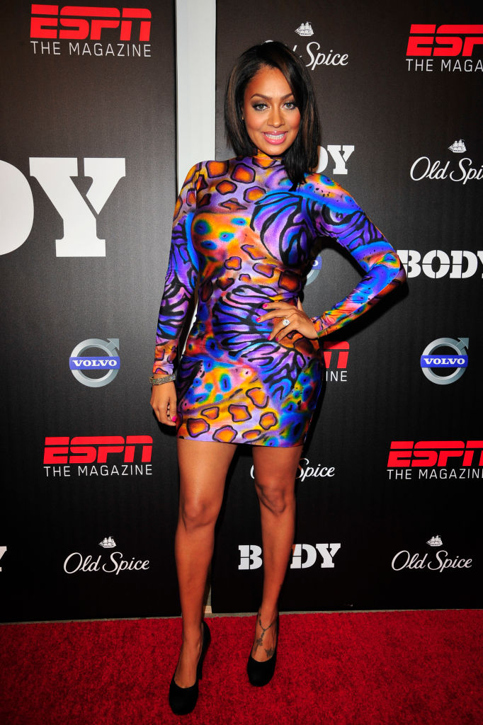 LaLa Anthony at ESPN's The Magazine's Body Event, 2010
