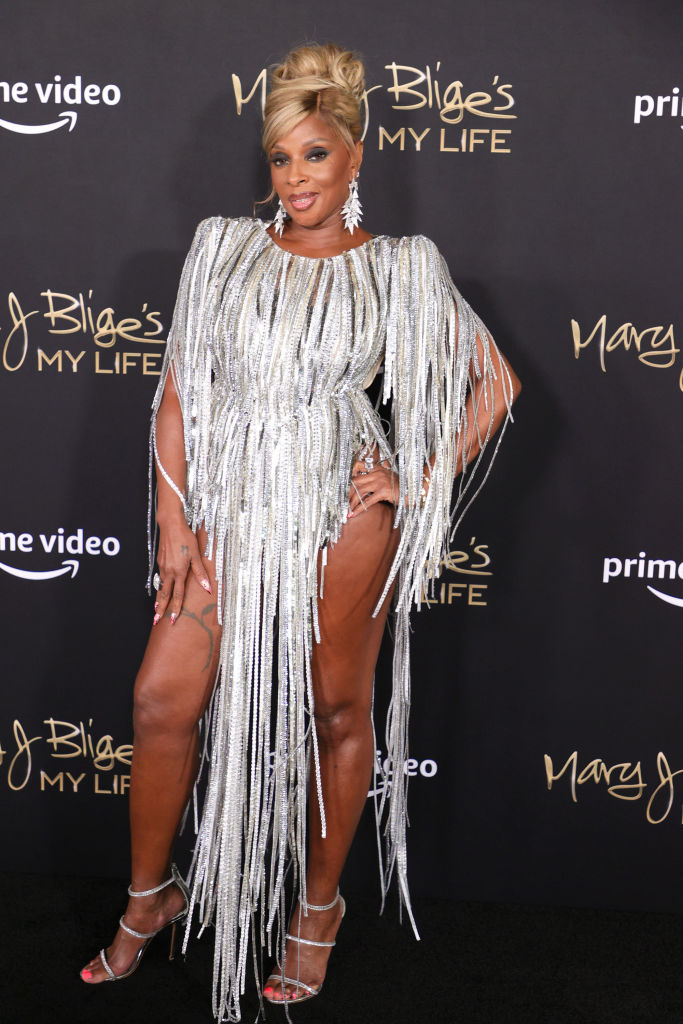 """""""Mary J Blige's My Life"""" New York Premiere"""