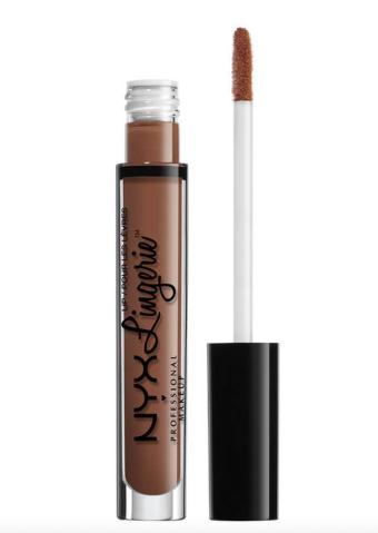 Nyx Cosmetics Lip Lingerie in Teddy
