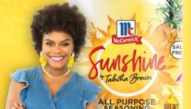 Actress and Social Media Mogul Tabitha Brown Partners with McCormick® on Sunshine Seasoning