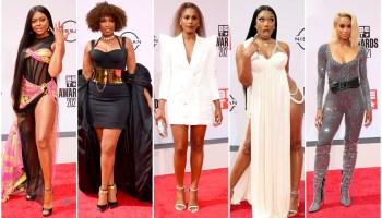 2021 BET Awards Red Carpet