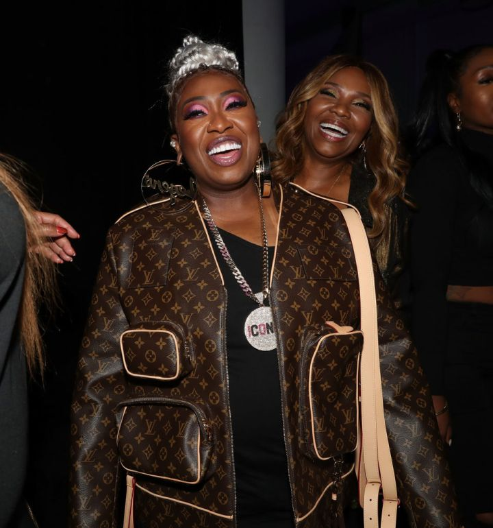 Missy Elliott at the VMA's After Party, 2019