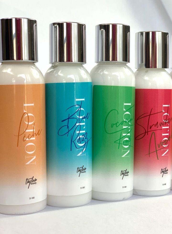 Quartet- Taylor Beauty Products $20.00https://www.taylorbeautyproducts.com/products/taylor-beauty-4-flavor-quartet